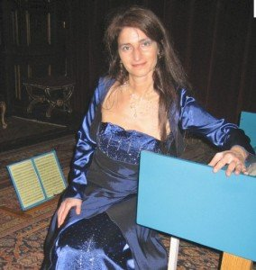 Sonia bleue